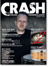 Cover til Crash no 2